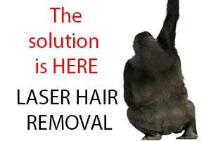 Laser solution